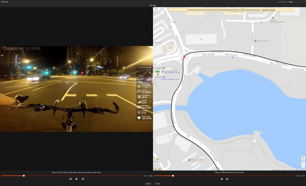 How to Add Data Overlays to Video Footage – Tempo